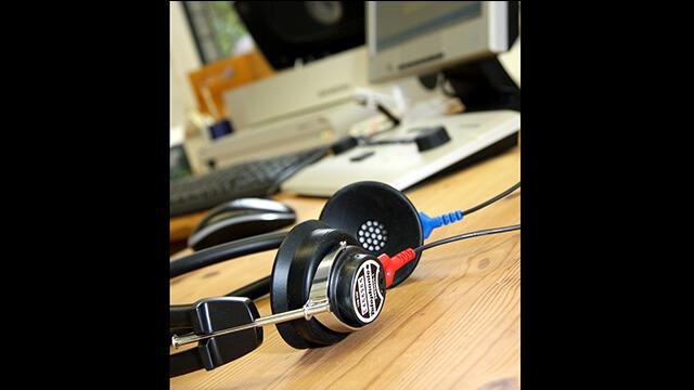 Bereich Hörakustik